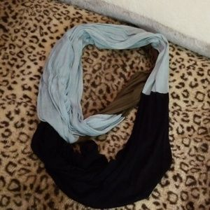 Old Navy Multi Color Infinity Scarf